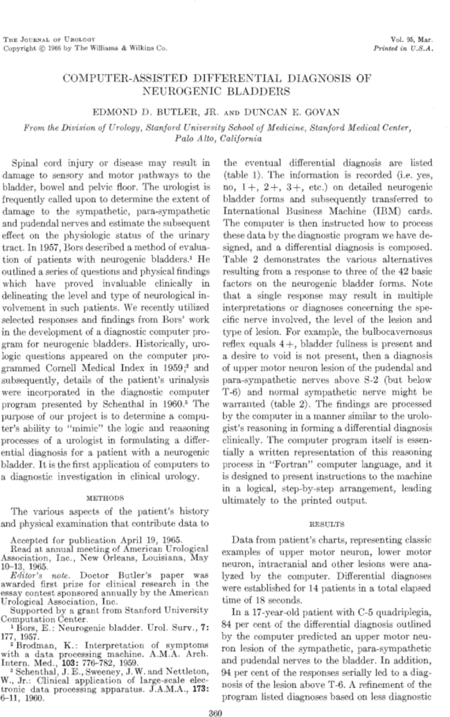 The Journal of Urology, October 2005, Volume 174, Issue 4